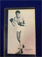 Joe Louis Picture Card
