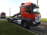 MERCEDES-BENZ ACTROS 2542  used
