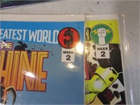 Lot (11) Comic Books Ghost Monster Misc