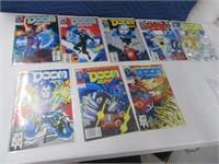 Lot (8) Comic Books Doom 2099