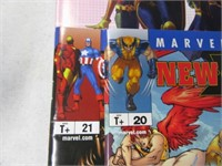 Lot (15) Comic Books Aventers GeneXT New X Men