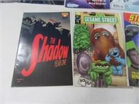Lot (112) Comic Books Shadow Rocker Girl
