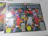 Lot (11) Comic Books Chew Revelations