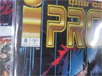 Lot (13) Comic Books GI JOE IProphet