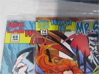 Lot (12) Comic Books Ironman DOOM
