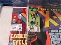 Lot (13) Comic Books X-men
