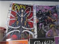 Lot (12) Comic Books Coven Sranger in PAradise