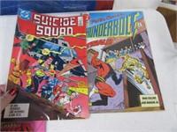 Lot (10) Comic Books Superboy Titans Hammer Locke