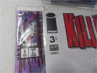 Lot (11) Comic Books Gen 13 Killing Girl