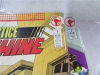 Lot (11) Comic Book XIN Justic MAchine