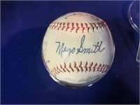 Signed Baseball by various Philadelphia Players