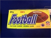 1984 Topps Football 36 Count Wax Packs
