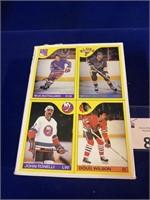 1986 O-Pee-Chee Hockey Cards 48 Count Wax Packs