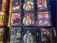 (7) 1986 Donruss Sealed Baseball Card Packs