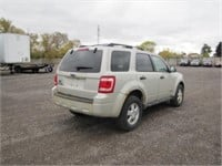 2008 FORD ESCAPE 322640 KMS