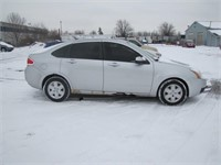 2010 FORD FOCUS 195749 KMS