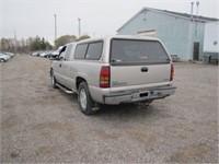 2005 GMC SIERRA 1500 170811 KMS