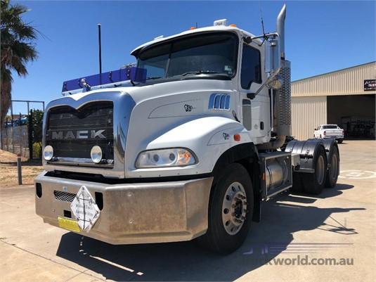 2008 Mack Granite Adelaide Truck Sales - Trucks for Sale
