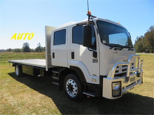 2011 Isuzu FTR 900 Dual Cab - Trucks for Sale