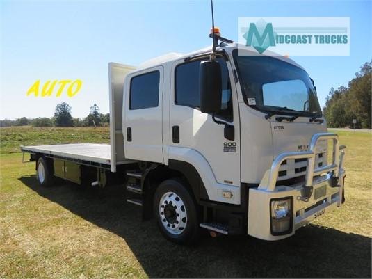 2011 Isuzu FTR 900 Dual Cab Midcoast Trucks  - Trucks for Sale