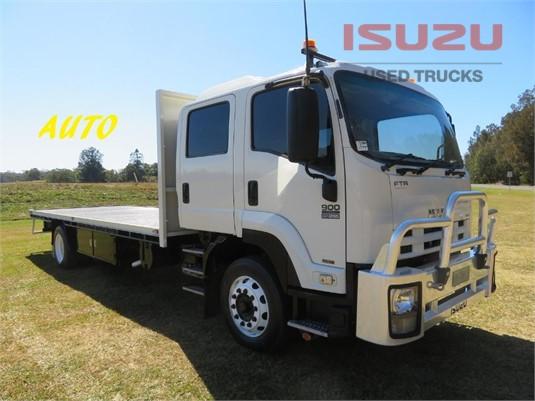 2011 Isuzu FTR 900 Dual Cab Used Isuzu Trucks - Trucks for Sale