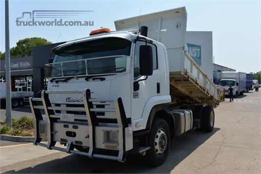 2009 Isuzu FVD 1000 - Trucks for Sale