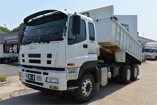2011 Isuzu Giga CXY - Trucks for Sale