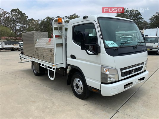 2010 Fuso Canter Taree Truck Centre  - Trucks for Sale