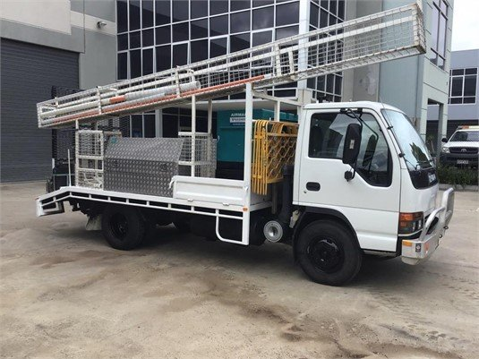 2001 Isuzu NPR - Trucks for Sale