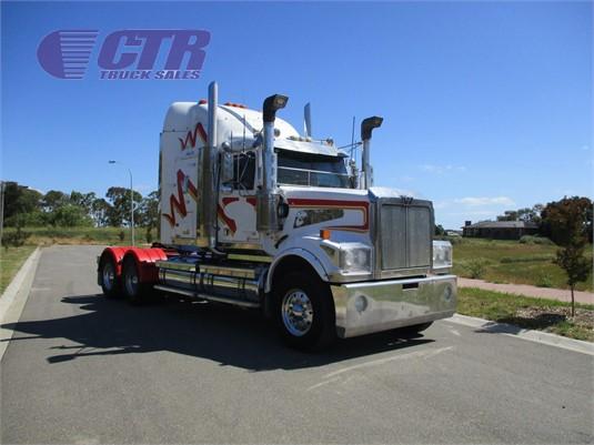 2009 Western Star 4964EX CTR Truck Sales - Trucks for Sale