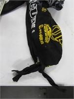 Lot (5) Biker Doo Rag Hats Bandanas NICE