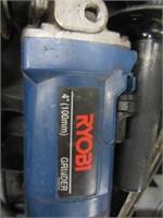 RYOBI Electric Hand Grinder Tool