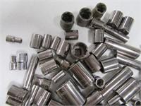 LOT Craftsman Sockets & 3 Drivers Tools