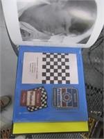 NASCAR Vault Memorabilia Book $50 NEAT