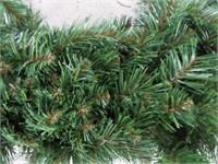 "Lot (2) HUGE 42"" Christmas Wreath Decor $$$$"