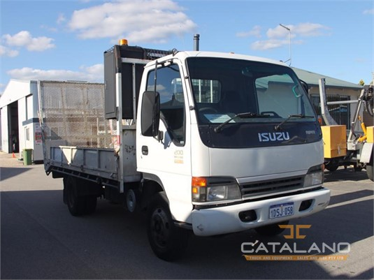2004 Isuzu NPR Catalano Truck And Equipment Sales And Hire - Trucks for Sale