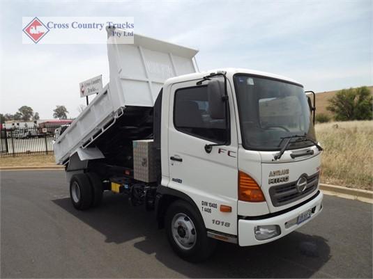 2008 Hino FC Cross Country Trucks Pty Ltd - Trucks for Sale