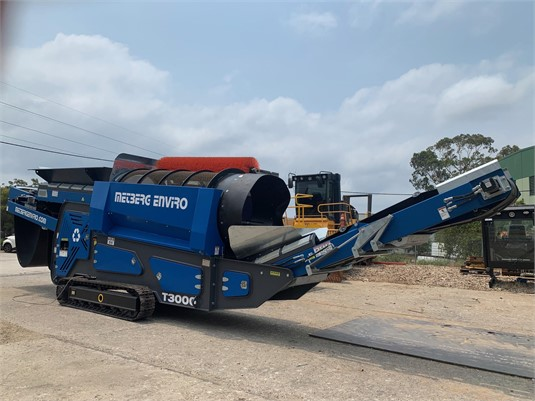 2019 Metberg T3000 - Heavy Machinery for Sale
