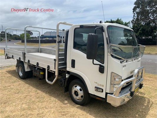 2016 Isuzu NPR 45 155 MWB Tradepack Dwyers Truck Centre  - Trucks for Sale