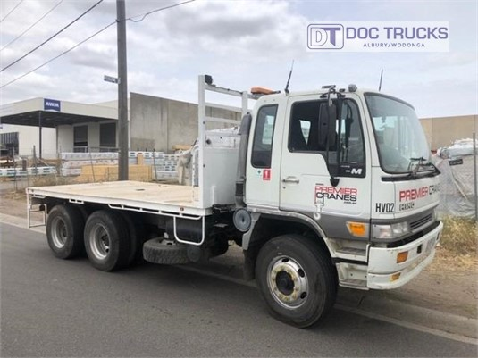 2000 Hino FM1J DOC Trucks - Trucks for Sale