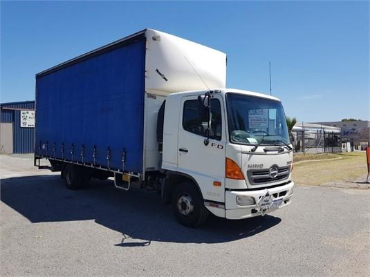 2009 Hino FD 1024 - Trucks for Sale