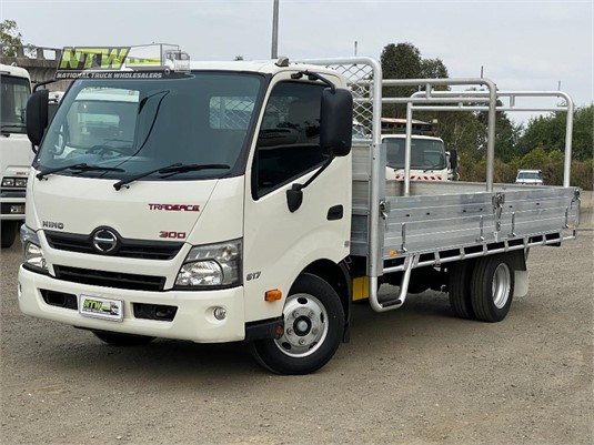 2014 Hino 300 Series 617 TradeAce National Truck Wholesalers Pty Ltd - Trucks for Sale