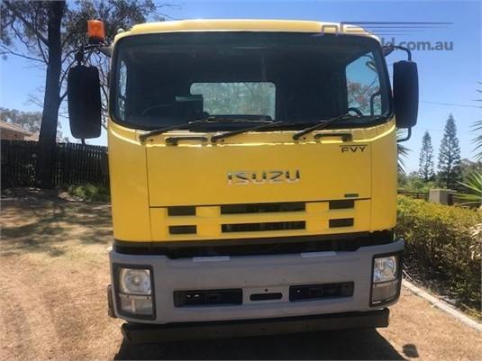 2011 Isuzu FVZ 1400 Auto - Trucks for Sale
