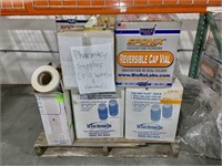 Closed Office & Warehouse Auction
