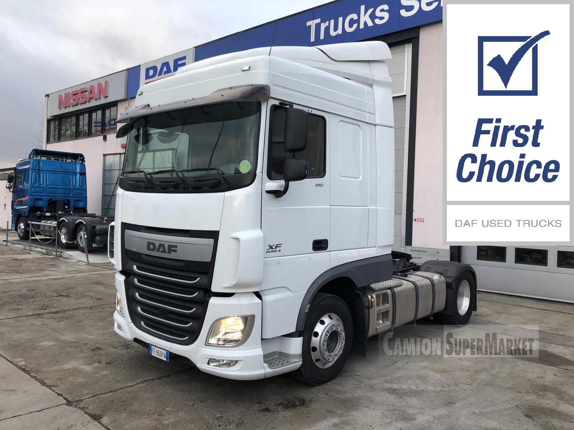 Daf XF510 Second-hand