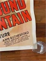 """Coming Around the Mountain"" Movie Poster"