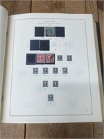 The National Postage Stamp Album