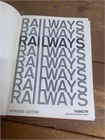 Fly Now and Railways Books