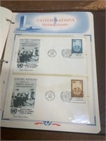 United Nations Postage Stamps