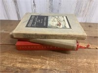 Selection of Books - Three in total